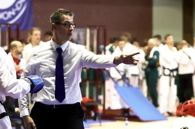 mansfield taekwondo club