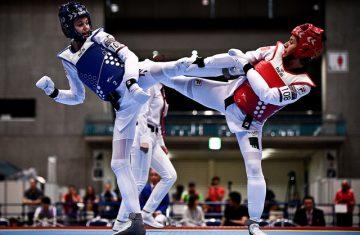 Tokyo 2020 test events, the taekwondo